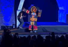 Blizzcon Costume Contest Fail